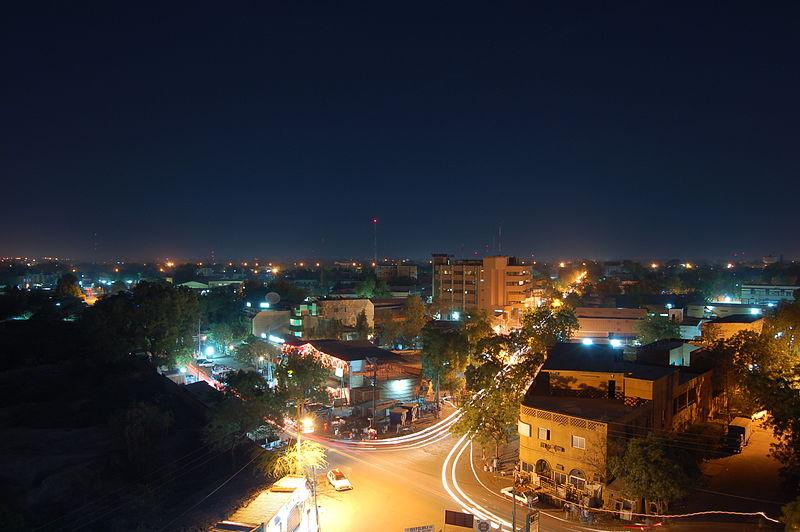 http://en.wikipedia.org/wiki/Niger#mediaviewer/File:Niamey_night.jpg