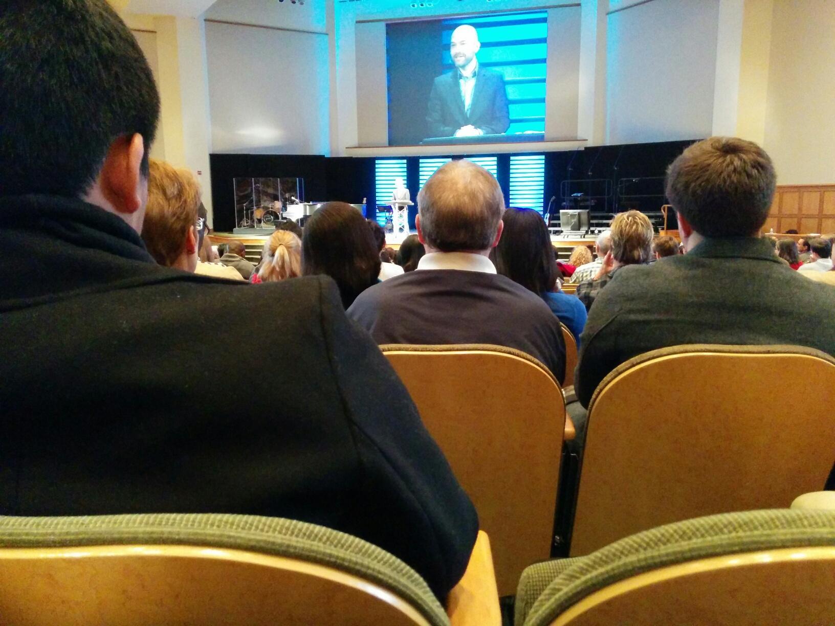 Image Church Attendant Synonym