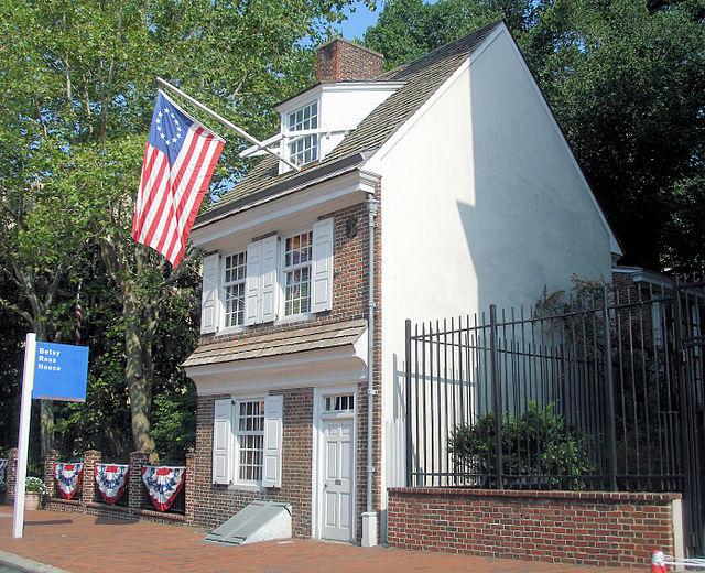 https://en.wikipedia.org/wiki/Flag_Day_%28United_States%29#/media/File:Betsyrosshouse.jpg
