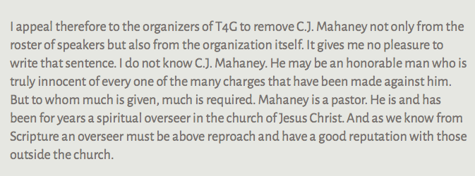 http://www.alliancenet.org/mos/1517/an-appeal-to-the-organizers-of-together-for-the-gospel#.VwwKiD-XtFX
