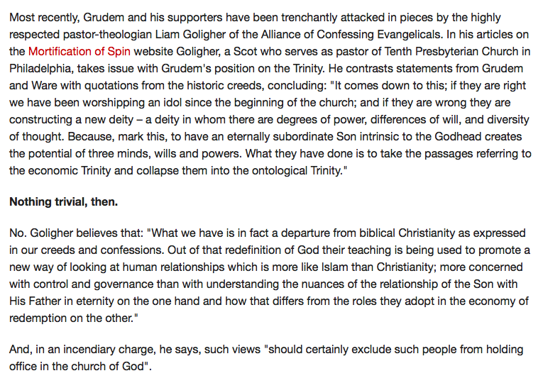 http://www.christiantoday.com/article/complementarianism.and.the.trinity.is.wayne.grudem.a.dangerous.heretic/89445.htm