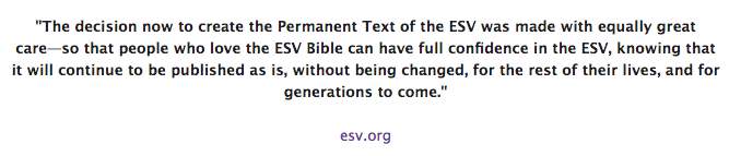 http://thewartburgwatch.com/2016/09/16/can-you-really-trust-the-english-standard-version-esv/