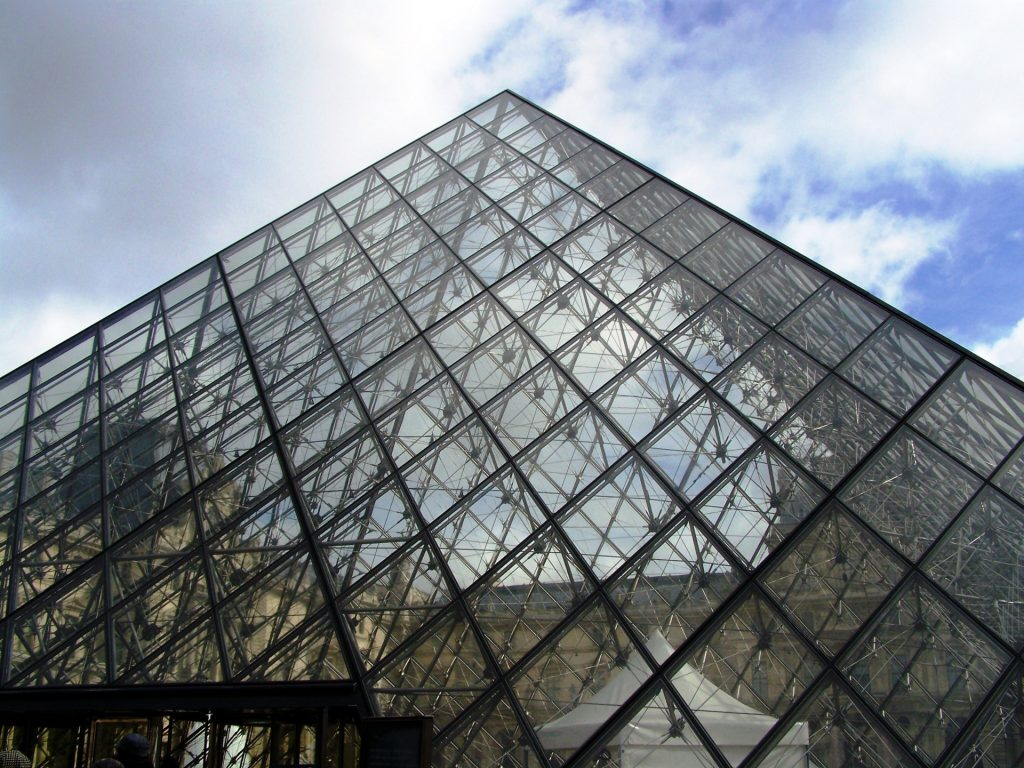 http://www.publicdomainpictures.net/view-image.php?image=23868&picture=the-louvre-pyramid