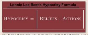 http://www.hardcoretruth.com/Hypocrisy/