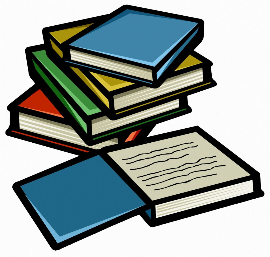 http://www.publicdomainpictures.net/view-image.php?image=162548&picture=a-pile-of-books