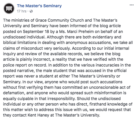 https://www.facebook.com/mastersseminary/posts/10155779958470990