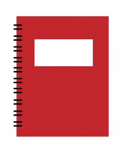 http://www.publicdomainpictures.net/view-image.php?image=82935&picture=spiral-notebook-red-clipart