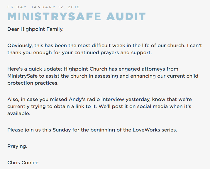 http://www.highpointmemphis.com/important-updates/posts/ministrysafe-audit