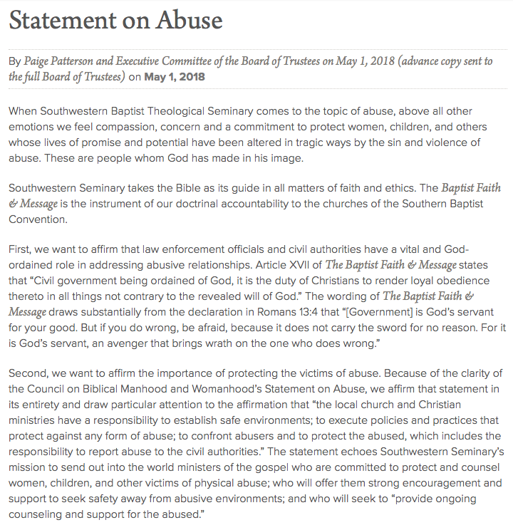 https://swbts.edu/news/releases/statement-abuse/