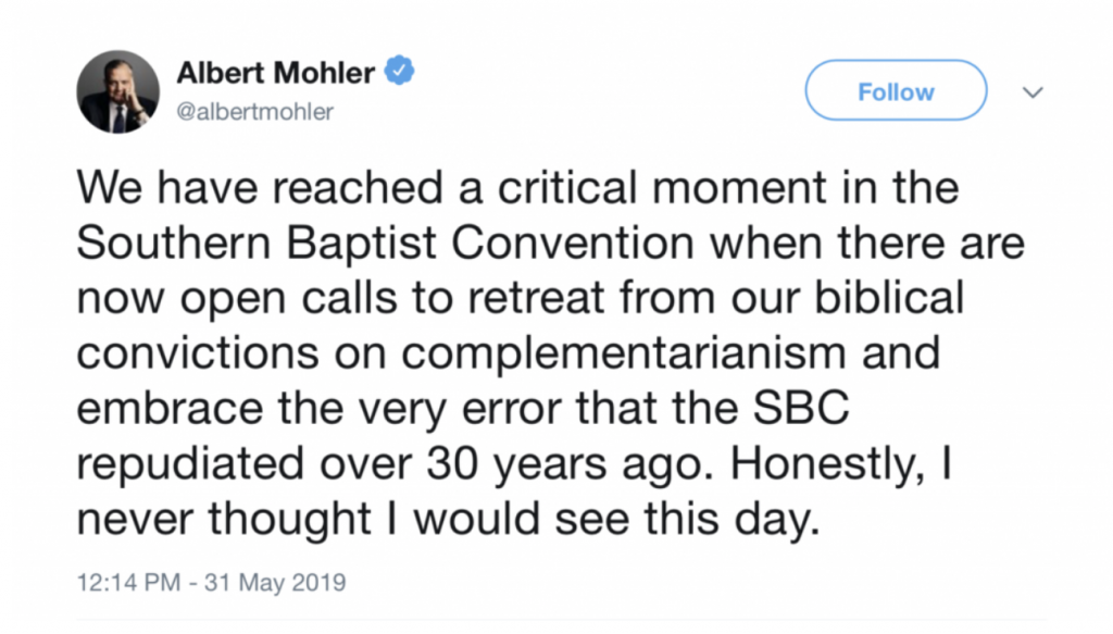 Updated] Why Won't Southern Baptist Convention Leaders Allow the